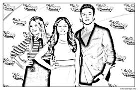 Coloriage Disney Channel Nouveau 43 Coloriage De Violetta Chart Of