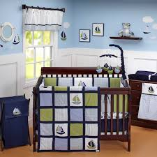 nautica kids zachary crib bedding and accessories