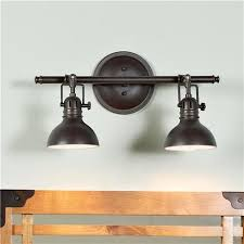 industrial lighting bathroom. Bathroom Lighting - Maybe Something Like This For Gage Industrial A