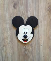 Kids Wall Coat Rack Mickey Mouse Hook Wooden Hooks Wall Decor Coat Rack Wall Coat 100