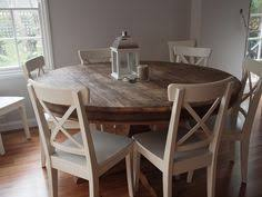 round dining table with chairs round dining room sets the chic rustic round dining room tables