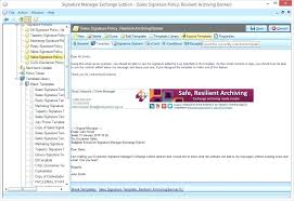 Outlook 2010 Templates Download Outlook Email Signature Template Arcgerontology Info