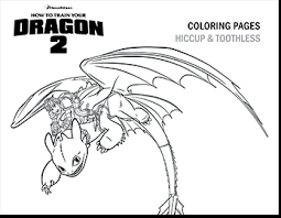 Paint By Numbers Dreamworks Animation S How To Train Your Dragon 2