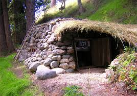 this cute little hobbit home cost just 100 to build