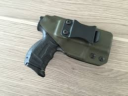 P22 Light Walther P22 Iwb Kydex Holster Kydex Holsters Daniels