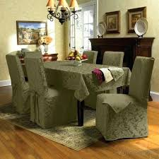 how to make dining room chair covers uwcxroundtables inside for chairs inspirations 49