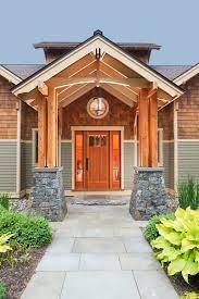 craftsman front doorCraftsman front door entry craftsman with round window front