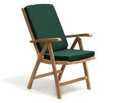 teak garden recliner teak patio reclining chair