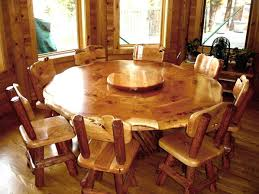 dining table with lazy susan round dining table with lazy appealing