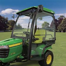 cozy cab cab to fit john deere x signature series tractor cab to fit john deere x700 signature series tractor