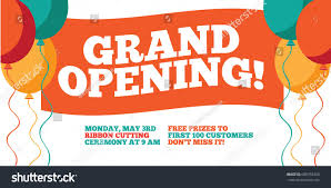 Free Grand Opening Flyer Template Fantastic Grand Opening Flyer Template Ulyssesroom