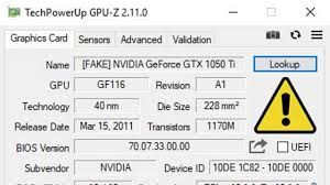 Can Cards - Detect Gpu-z Graphics Nvidia Now Pcmag Fake Uk
