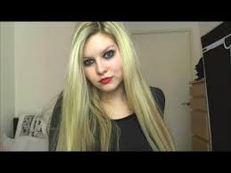 avril lavigne here s to never growing up make up tutorial beauty watches guida per il trucco e avril lavigne