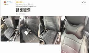leather car seat cover for toyota rav4 prado highlander corolla camry prius reiz crown yaris land