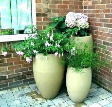 large flower pots for garden clearance home decor name ideas plastic plant big flowerpot