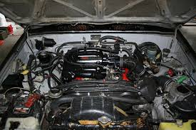 3vze egr pair valve removal and engine simplification picture of my engine bay complete hard line delete