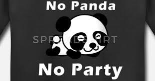 Panda Lustig Spruch Englisch Kinder Premium T Shirt Spreadshirt