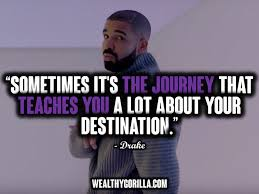Drake Quotes Inspiration 48 Amazing Drake Quotes That Inspire People To Succeed Wealthy Gorilla