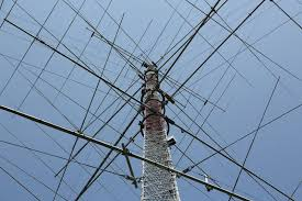 Amateur radio antenna stacking