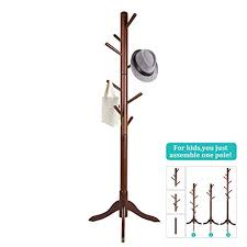 Coat Rack Wooden Classy Amazon Vlush Standing Coat RackWooden Coat Hat Tree Coat