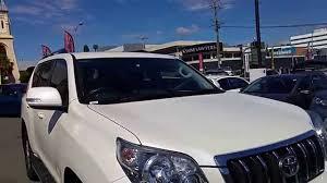 2012 Toyota Landcruiser Prado VX for sale at LLEWE - YouTube