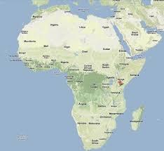 mount kilimanjaro map mount kilimanjaro location and map