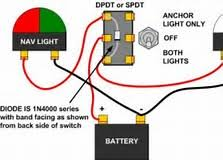 wiring diagram navigation lights on a boat wiring wiring diagram boat running lights wiring image on wiring diagram navigation lights on a