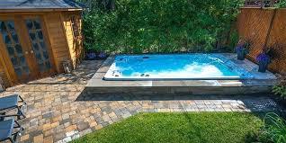 inground swim spa sp instlled pool cost spas perth