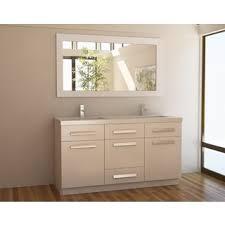 Inspiring 5 Foot Double Vanity Contemporary  Best Inspiration 5 Foot Double Sink Vanity