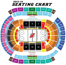 Barrow St Theater Seating Chart New Jersey Devils Ice Hockey Overview With Devils Seating