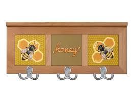 Nursery Coat Rack Extraordinary Cute Honey Bee COAT RACK Hunny Bee Nursery Decor Accessories