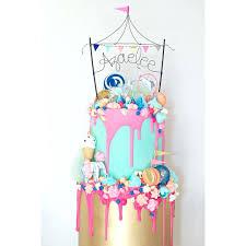 Beautiful Pink Little Girls Birthday Cakes Engl Xurlus