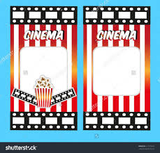 004 Free Printable Movie Tickets Template Ticket Magnificent