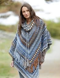 Poncho Patterns Mesmerizing Little Treasures 48 Free And Fabulous Crochet Poncho Patterns