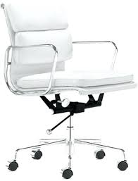 modern white chairs. Modern White Leather Office Chair Adca22 Brilliant Desk Chairs D