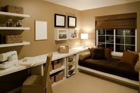 bedroom with office. Bedroom: Small Bedroom Office Ideas With .