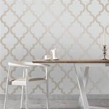moroccan trellis global bazaar grey
