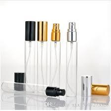 <b>20pcs lot</b> 5ml <b>10ml</b> 15ML <b>Portable</b> Glass Refillable Perfume Bottle ...