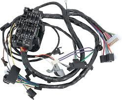 gm truck parts electrical and wiring classic industries 1975 under dash wire harness gauges