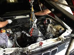 finally removing the engine
