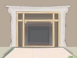 fantastic photo remove fireplace
