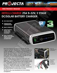 projecta battery charger wiring diagram projecta projecta idc25 dc dc dual purpose battery charger deep cycle on projecta battery charger wiring diagram