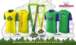 50 Hours Chasing Crocodile Run 2019 Malaysia Running