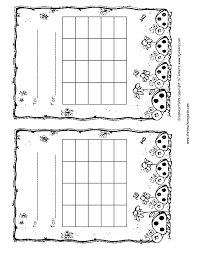Printable Chart Printable Behavior Charts For Elementary