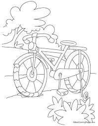 full coloring pages. Exellent Coloring Full Length Kids Bike Coloring Page  Download Free  For Best Coloring Pages With