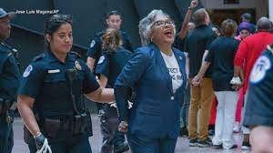 Rep. Joyce Beatty arrested for ...
