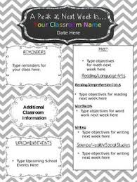 School Newsletter Template For Word Free Blank Newsletter Templates Word