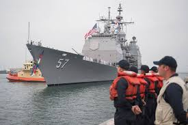 Navy Blames Poor Training Leadership For Uss Lake Champlain