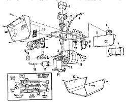 craftsman garage door opener parts model 13953637srt sears Craftsman Garage Door Opener Wiring Diagram find part by diagram \u003e craftsman garage door opener wiring schematic