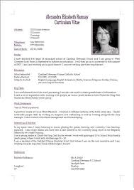 Resume Or Curriculum Vitae Impressive BistRun Cv Resume And Biodata Awesome Collection Difference